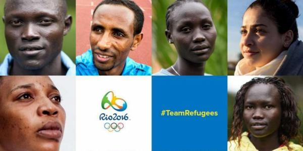 Athletes refugies