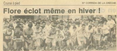 Flore eclot 1987