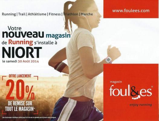 Foulees
