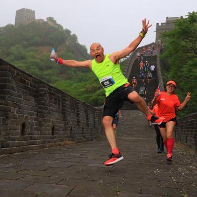 Marathon muraille chine 2019 5