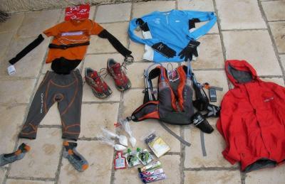 Prepa trail