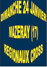 Regional mazeray